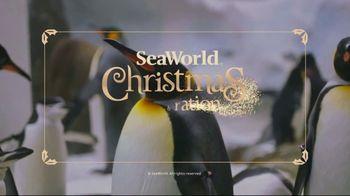 SeaWorld Christmas Celebration TV Spot, 'Sesame Street Christmas Parade' - Thumbnail 7