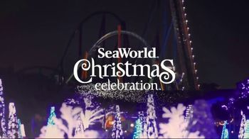 SeaWorld Christmas Celebration TV Spot, 'Sesame Street Christmas Parade' - Thumbnail 2