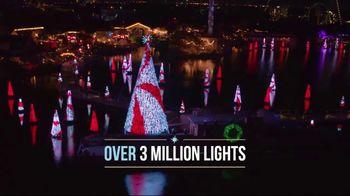 SeaWorld Christmas Celebration TV Spot, 'Sesame Street Christmas Parade' - Thumbnail 3