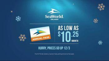 SeaWorld Christmas Celebration TV Spot, 'Sesame Street Christmas Parade' - Thumbnail 6