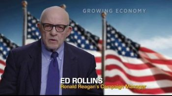 Great America PAC TV Spot, 'Fight for Him' Featuring Ed Rollins - Thumbnail 2