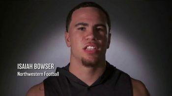 Big Ten Conference TV Spot, 'Faces of the Big Ten: Isaiah Bowser' - Thumbnail 4