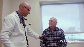Prostate Cancer Foundation TV Spot, 'Veterans PSA'