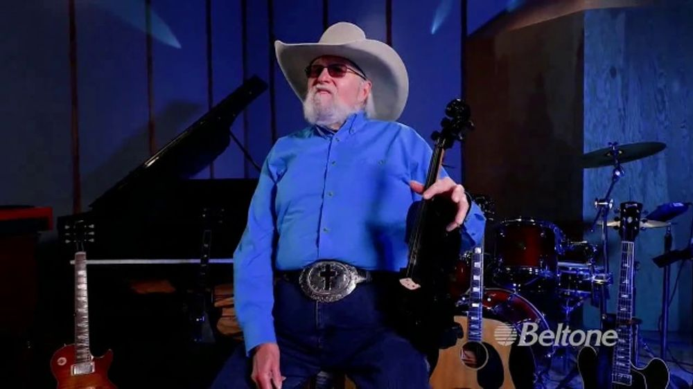 Beltone TV Commercial, 'Never Miss a Note' Featuring Charlie Daniels