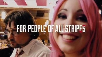 TGI Friday's $12 Endless Appetizers TV Spot, 'People of All Stripes' - Thumbnail 3