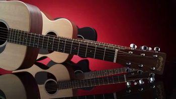 Guitar Center TV Spot, 'Great Gifts: Martin X Series and Epiphone Les Paul' - Thumbnail 2