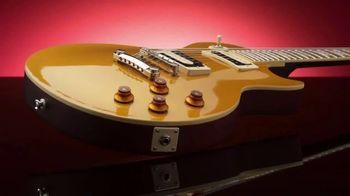 Guitar Center TV Spot, 'Great Gifts: Martin X Series and Epiphone Les Paul' - Thumbnail 4