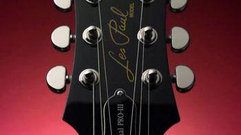 Guitar Center TV Spot, 'Great Gifts: Martin X Series and Epiphone Les Paul' - Thumbnail 5