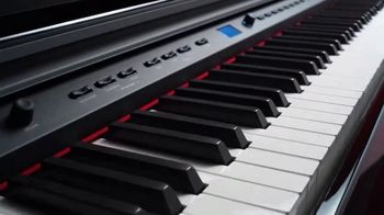 Guitar Center TV Spot, 'Great Gifts: Digital Piano and Studio Monitor'