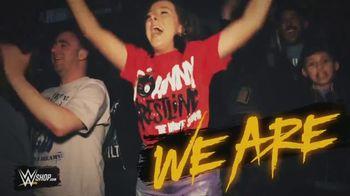 WWE Shop TV Spot, 'We Are: 20 Percent Off Titles & 40 Percent Off Tees' - Thumbnail 2