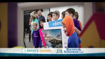 Law Offices of Bachus & Schanker TV Spot, 'Kenzi's Causes: Toy Drive' - Thumbnail 3