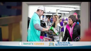 Law Offices of Bachus & Schanker TV Spot, 'Kenzi's Causes: Toy Drive' - Thumbnail 5
