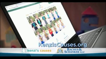 Law Offices of Bachus & Schanker TV Spot, 'Kenzi's Causes: Toy Drive' - Thumbnail 6
