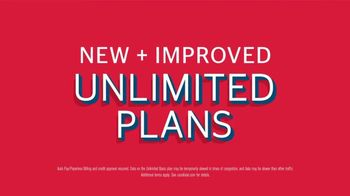 U.S. Cellular TV Spot, 'We Heard You: New Unlimited Plans Start at $30 Per Month With Four Lines' Song by Macklemore & Ryan Lewis - Thumbnail 3