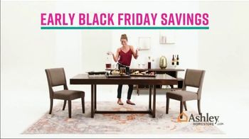 Ashley HomeStore Black Friday Sale TV Spot, 'Up to 50 Percent Off: Sofas' Song by Midnight Riot - Thumbnail 3