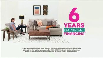 Ashley HomeStore Black Friday Sale TV Spot, 'Up to 50 Percent Off: Sofas' Song by Midnight Riot - Thumbnail 4