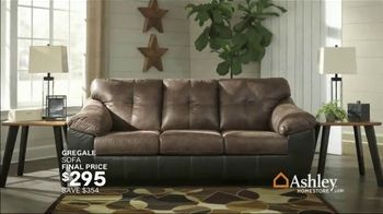 Ashley HomeStore Black Friday Sale TV Spot, 'Up to 50 Percent Off: Sofas' Song by Midnight Riot - Thumbnail 5