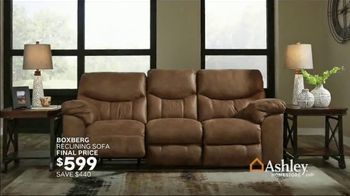 Ashley HomeStore Black Friday Sale TV Spot, 'Up to 50 Percent Off: Sofas' Song by Midnight Riot - Thumbnail 6