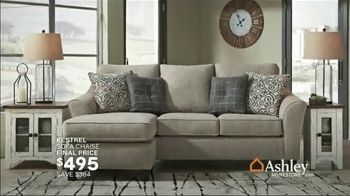 Ashley HomeStore Black Friday Sale TV Spot, 'Up to 50 Percent Off: Sofas' Song by Midnight Riot - Thumbnail 7