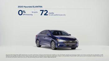 2020 Hyundai Elantra TV Spot, 'Only Takes a Second' [T2] - Thumbnail 10