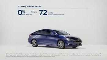 2020 Hyundai Elantra TV Spot, 'Only Takes a Second' [T2] - Thumbnail 9