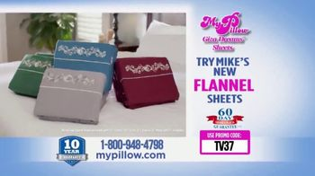 My Pillow Giza Dream Sheets TV Spot, 'Variety of Colors: Two for One' - Thumbnail 8
