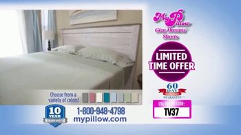 My Pillow Giza Dream Sheets TV Spot, 'Variety of Colors: Two for One' - Thumbnail 7