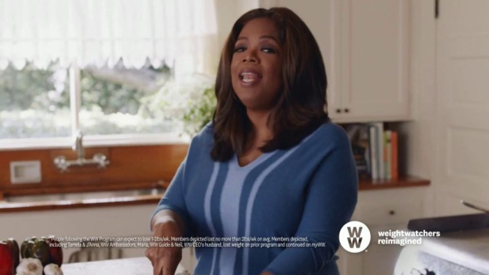 myWW TV Commercial, 'Oprah's Favorite Thing: Clink: Three Months Free' Song by Spencer Ludwig