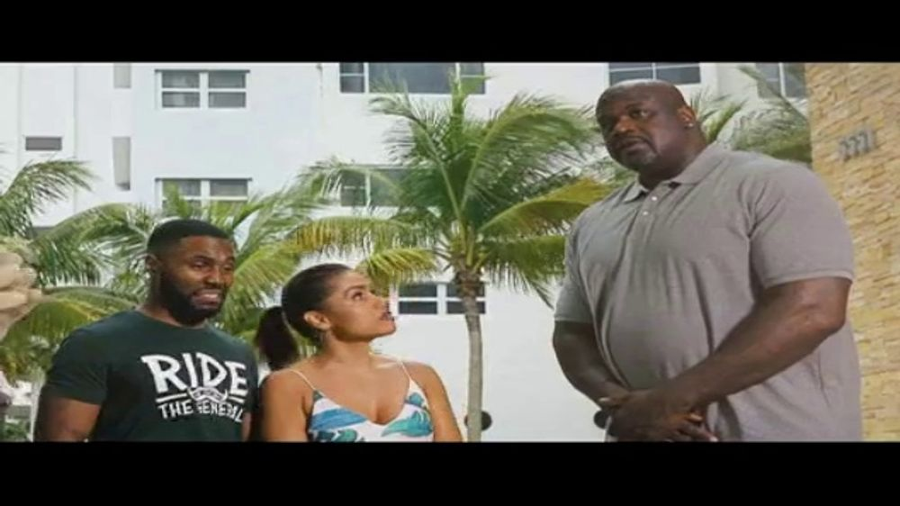 The General TV Commercial, 'BET: First Car' Featuring Shaquille O'Neal