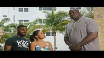The General TV Spot, 'BET: First Car' Featuring Shaquille O'Neal - 29 commercial airings