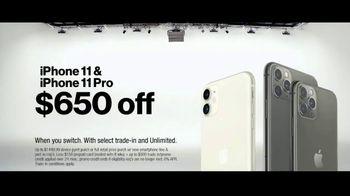 Verizon TV Spot, 'More Awards: $650 Off iPhone' - Thumbnail 8