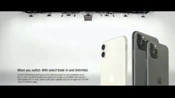 Verizon TV Spot, 'More Awards: $650 Off iPhone' - Thumbnail 7