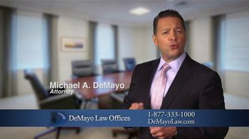Law Offices of Michael A. DeMayo TV Spot, 'Family Road Trip'