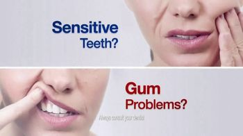 Sensodyne Sensitivity & Gum TV Spot, 'Gum Health Concern'