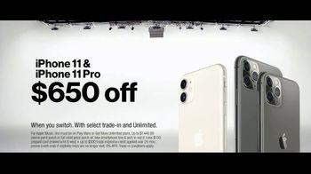 Verizon TV Spot, 'More Awards: $650 Off iPhone & Apple Music' - Thumbnail 8