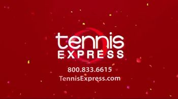 Tennis Express 20 Year Anniversary Sale TV Spot, '70 Percent: Shoes, Gear and Apparel' - Thumbnail 7