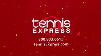 Tennis Express 20 Year Anniversary Sale TV Spot, '70 Percent: Shoes, Gear and Apparel' - Thumbnail 1