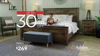 Ashley HomeStore Presidents Day Sale TV Spot, 'Ends Tuesday: 30 Percent Off' Song by Midnight Riot - Thumbnail 3