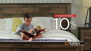Ashley HomeStore Presidents Day Sale TV Spot, 'Ends Tuesday: 30 Percent Off' Song by Midnight Riot - Thumbnail 4