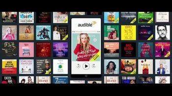 Audible Inc. TV Spot, 'Listeners Testimonial' - Thumbnail 8