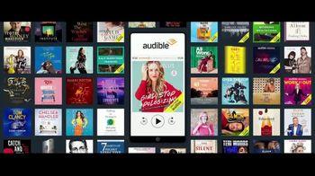 Audible Inc. TV Spot, 'Listeners Testimonial' - Thumbnail 9