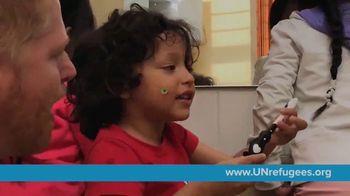 USA for UNHCR TV Spot, 'Home' Featuring Jesse Tyler Ferguson - Thumbnail 7