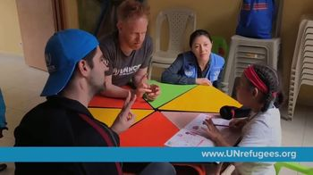 USA for UNHCR TV Spot, 'Home' Featuring Jesse Tyler Ferguson - Thumbnail 6