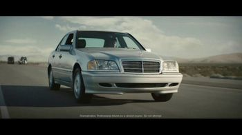 2020 Mercedes-Benz C-Class TV Spot, 'Non-Stop Engineering: From the Start' [T2] - Thumbnail 1