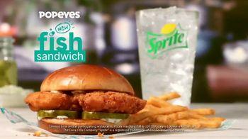 Popeyes Fish Sandwich TV Spot, 'Catch of the Season' - Thumbnail 7