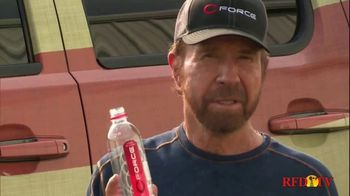 CForce Bottling Co. TV Spot, 'Force of Nature' Featuring Chuck Norris - 52 commercial airings