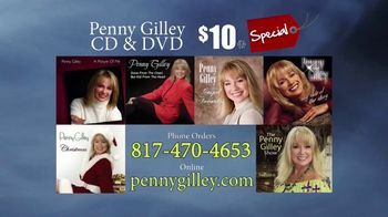 Penny Gilley $10 CD and DVD Special TV Spot, 'Order Today' - 58 commercial airings