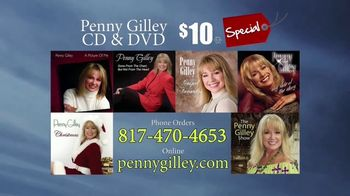 Penny Gilley $10 CD & DVD Special TV Spot, 'Order Today' - Thumbnail 10