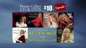 Penny Gilley $10 CD & DVD Special TV Spot, 'Order Today'