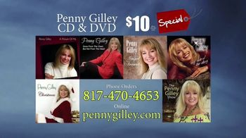 Penny Gilley $10 CD & DVD Special TV Spot, 'Order Today' - Thumbnail 4